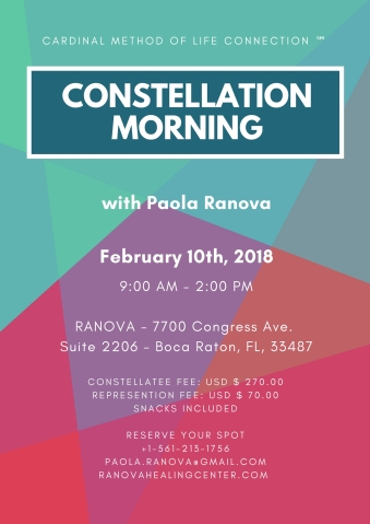 CONSTELLATION FEB 10TH 2018